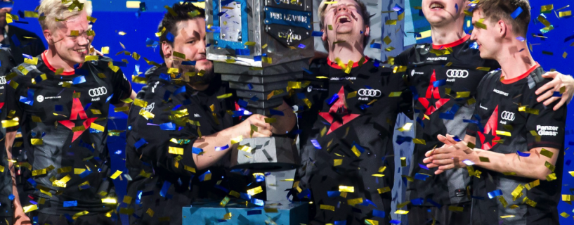 Astralis emerges victorious at ESL Pro League Season 7 grand final