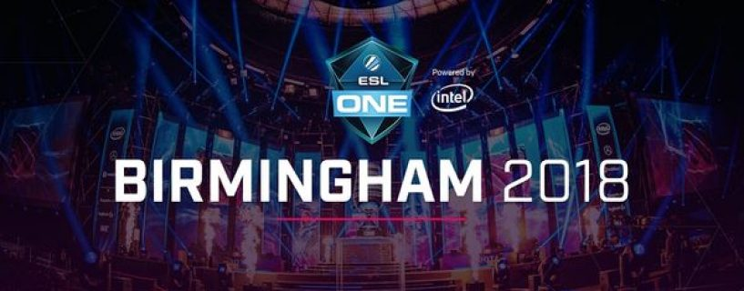 أداء مذهل لفريق Virtus Pro في بطولة DOTA 2 ESL One Birmingham 2018