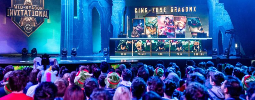 Great performance from KINGZONE against Flash wolves in MSI 2018 semifinals