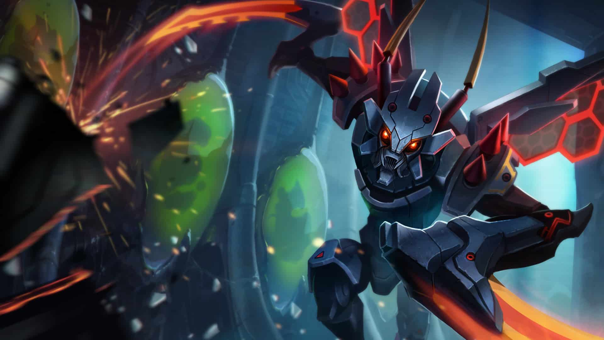 Photo of Kha'Zix's on the way to get new ultimate in League of Legends