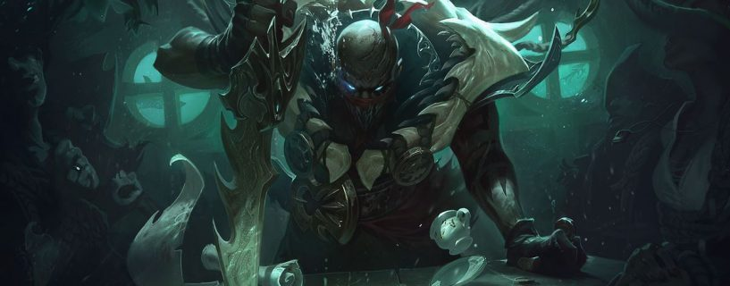 Everything we know about the new champion Pyke and his amazing abilities in League of Legends