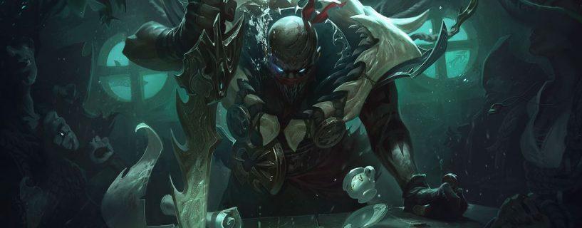 كل ما نعرفه عن البطل الجديد Pyke و ميزاته الرائعة في League of Legends