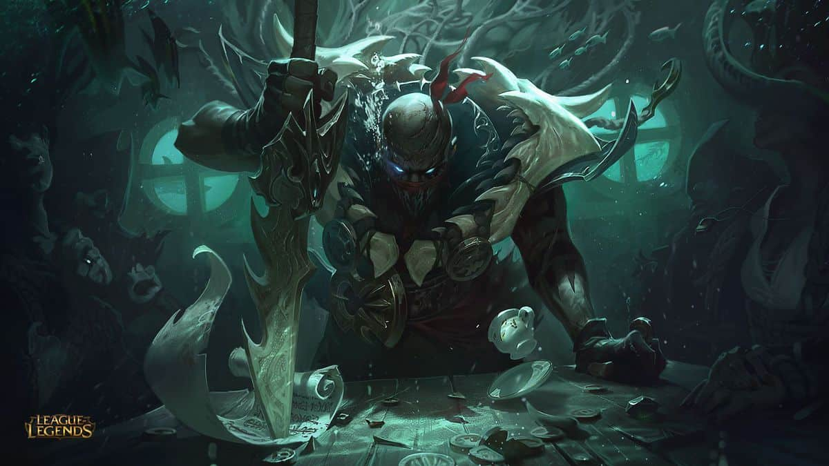 Photo of Everything we know about the new champion Pyke and his amazing abilities in League of Legends