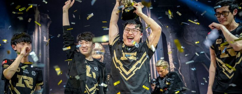 Flawless performance from RNG crowned them with title of MSI 2018