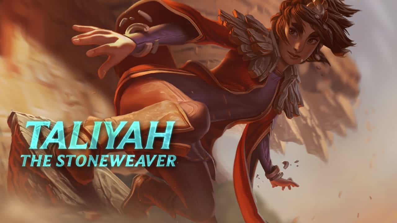 Photo of Big hit for Taliyah in League of Legends with upcoming patch 8.11