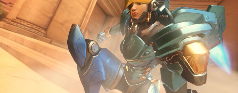 Overwatch heroes travel to the middle east in the newest map reveal
