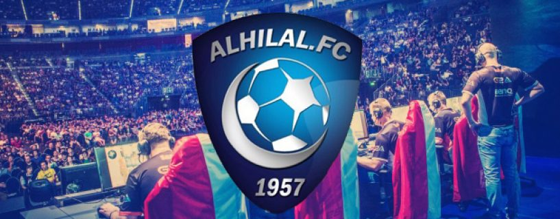 Al Hilal FC announces first eSports team of its kind in the Middle East