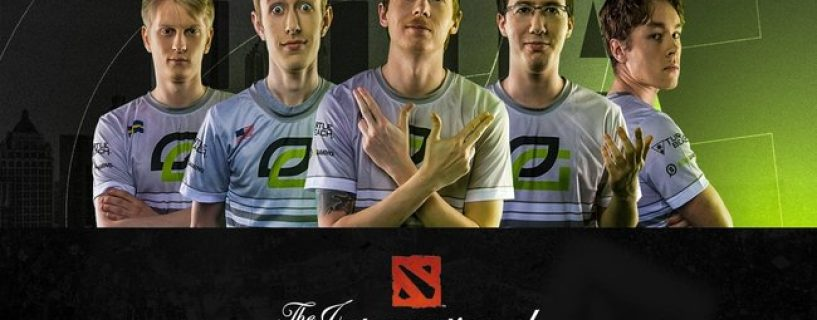 Here's the third and last DOTA 2 TI8 qualified team from North America