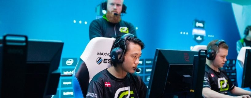 DreamHack Masters Stockholm 2018 qualifiers may hold an unexpected action