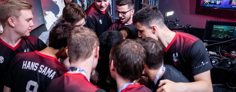 Power Rankings of EU LCS Summer Split 2018 week one
