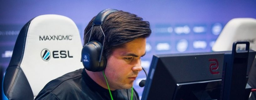 cromen will continue to work with FaZe for the next ESL event