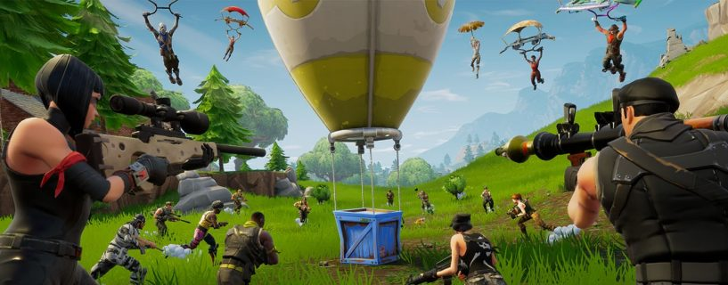 Fortnite World Cup revealed as the largest Fortnite eSports event