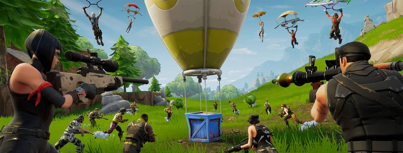 Fortnite world cup epic games