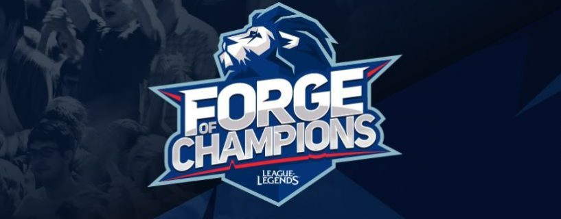 Forge of Champions new tournament on the way to United Kingdom in League of Legends