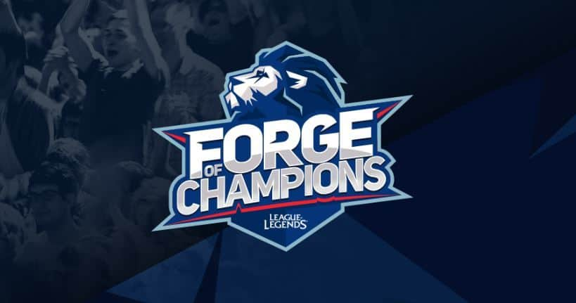 Photo of Forge of Champions new tournament on the way to United Kingdom in League of Legends