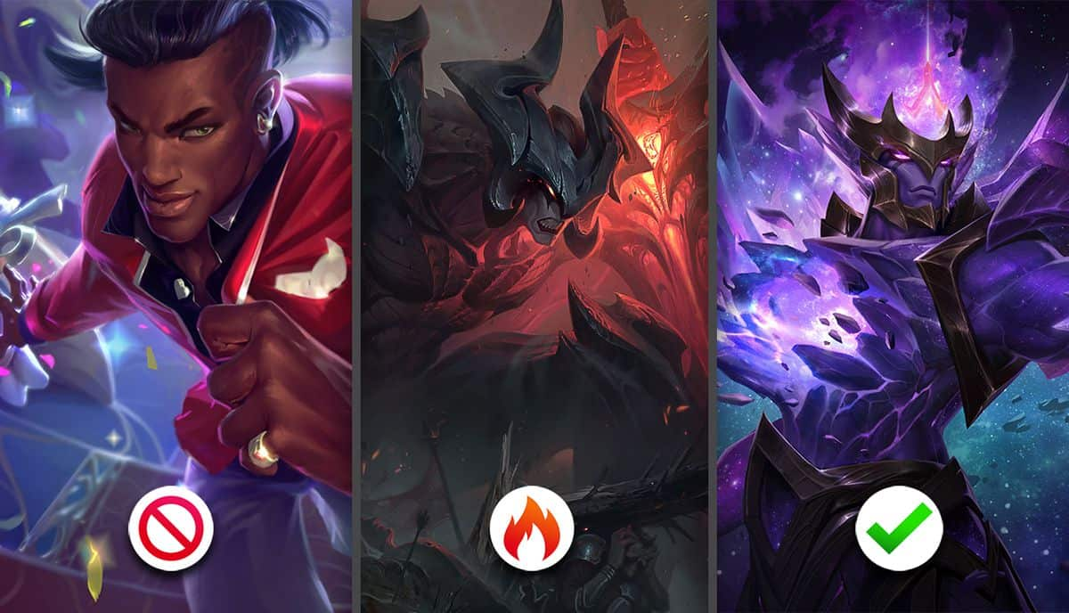 Everything we know about new Patch 8 13 in League of Legends