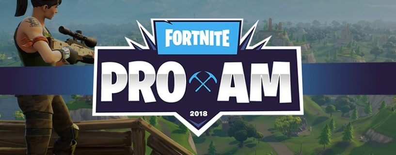 Fortnite Pro-Am is about to go down with Ninja, Summit, Myth and more – full list revealed