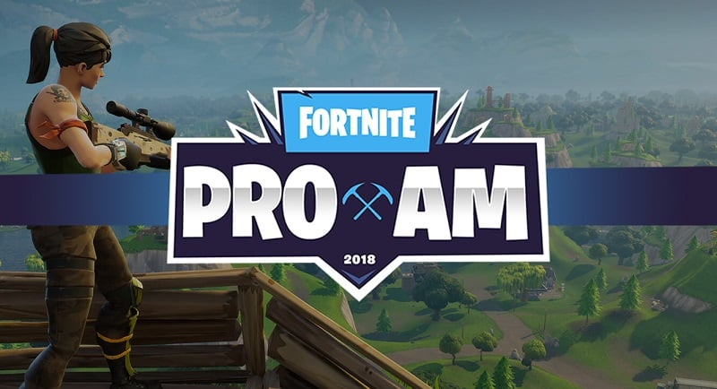 Photo of Fortnite Pro-Am is about to go down with Ninja, Summit, Myth and more – full list revealed