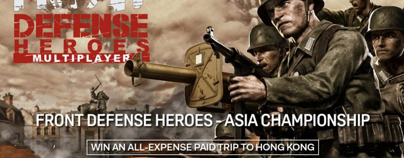 FRONT DEFENSE HEROES: ASIA CHAMPIONSHIP