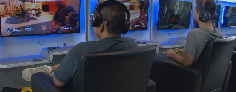 DFW International Airport is now serving gamers the best way to spend their waiting time