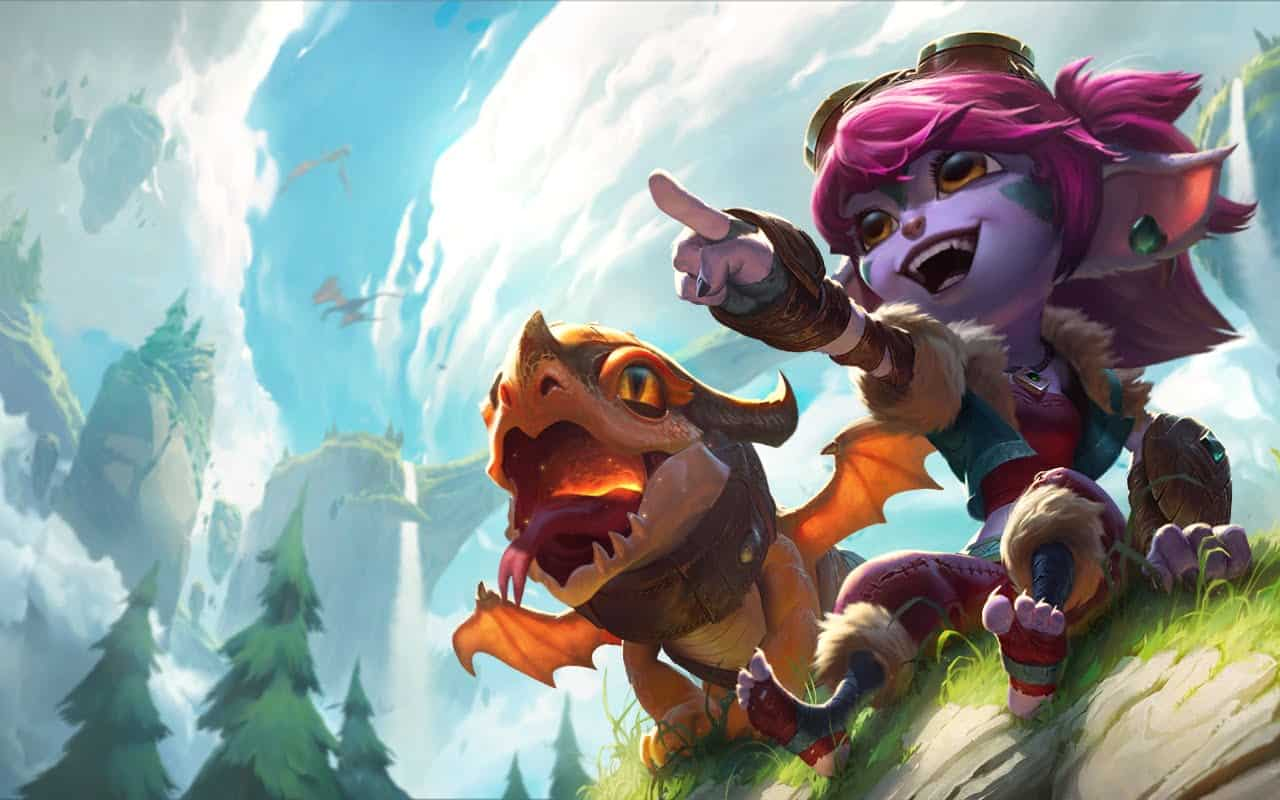 Everything you need to know about new patch 8.15 in League of Legends -  Esports Middle East