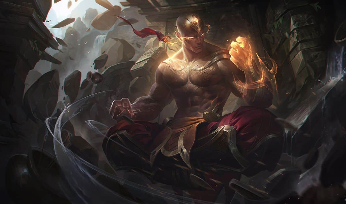 Photo of Lee Sin will get change with upcoming patch 8.15