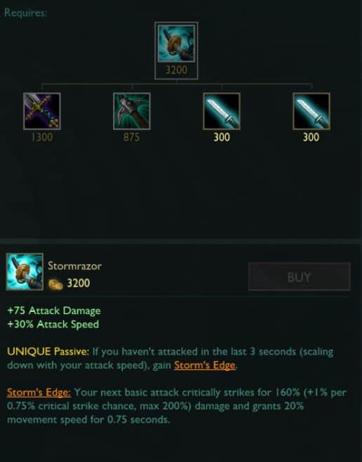 Big hit expected for Quinn's dominance with upcoming patch 8 15