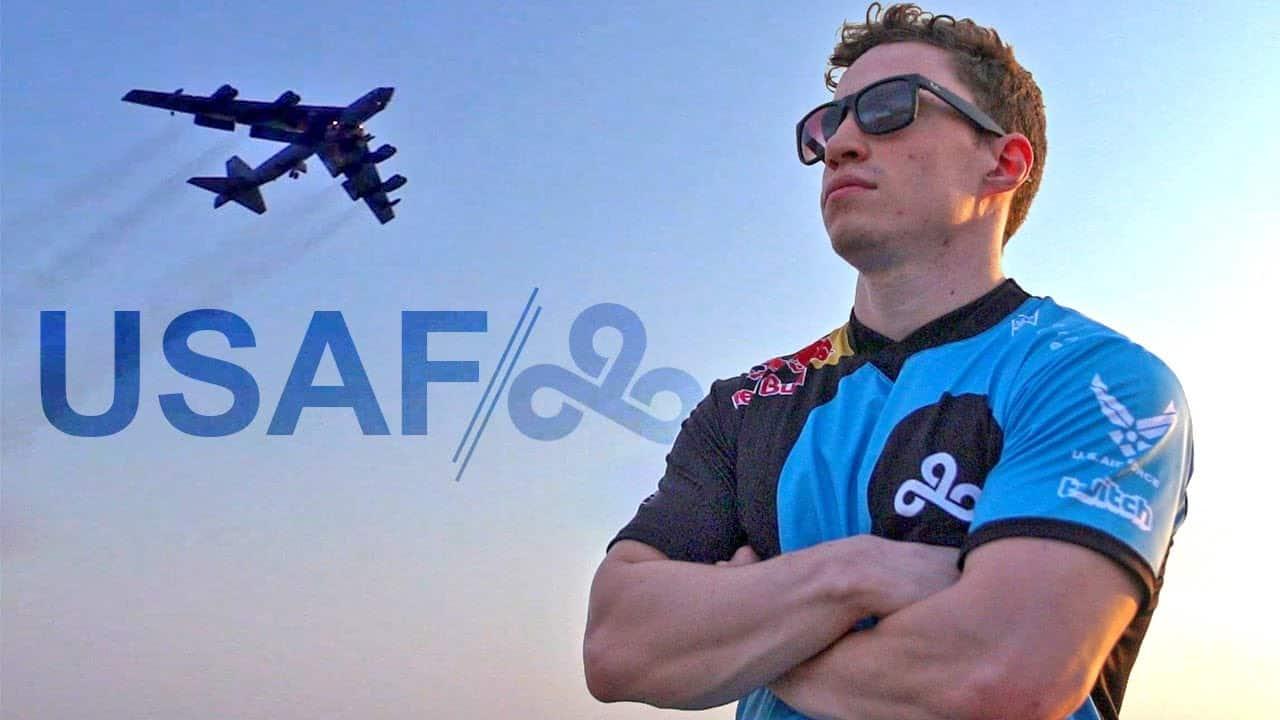 Photo of صيت الرياضات الإلكترونية يصل إلى قوات الدفاع الجوية الأمريكية مع دعمها لأحد أبرز فرق ألعاب الفيديو!