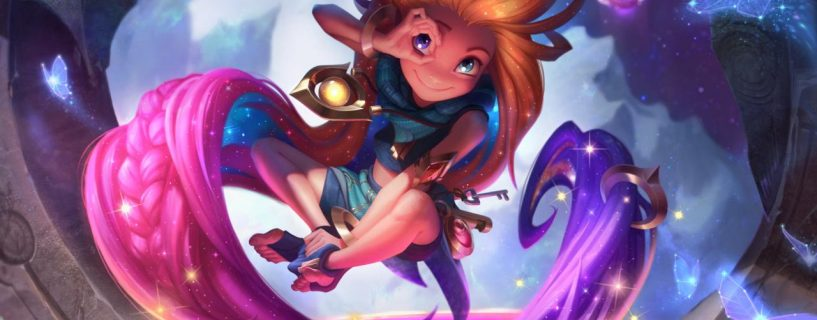 Big hit for Zoe and Talon at late game with upcoming patch 8.14