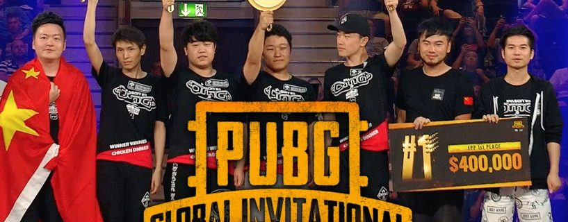 China Number One: Here's PUBG PGI 2018 final results and winners