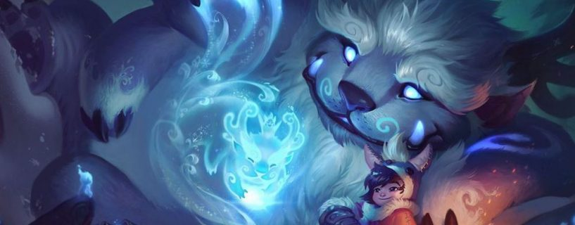Riot is unveil the full new update for duo Nunu and Willump's kit