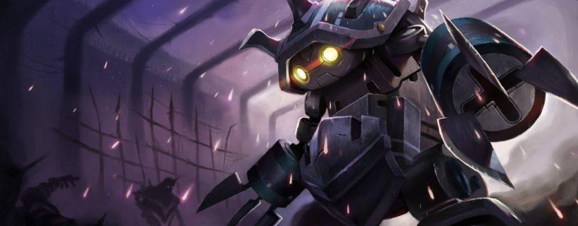 شركة Riot تكشف الستار عن الزيادة في القوى لبعض الشخصيات الدفاعية Tanks مع التحديث Patch 8.16