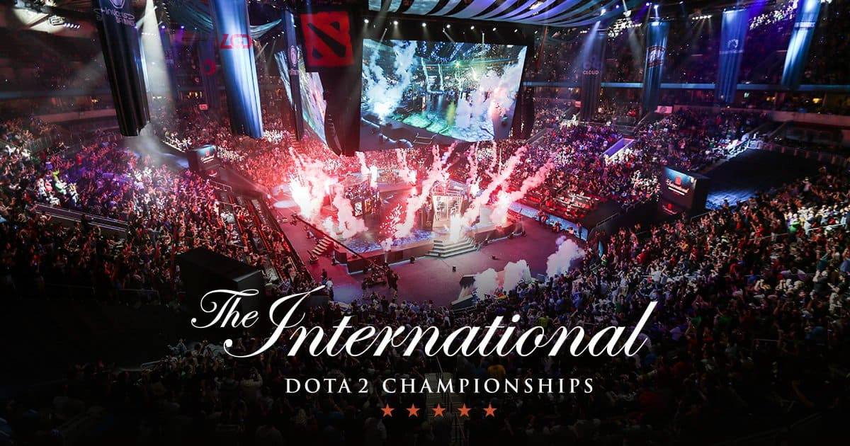 The International 8 Dota 2