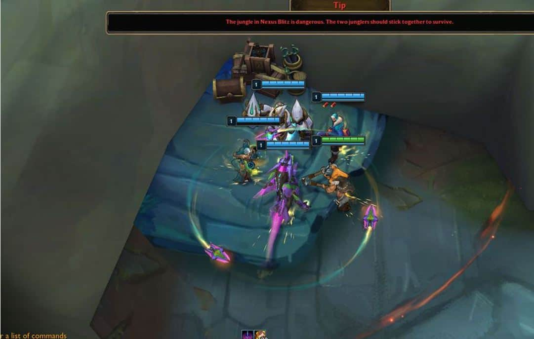 Everything we know about the new mode Nexus Blitz in League