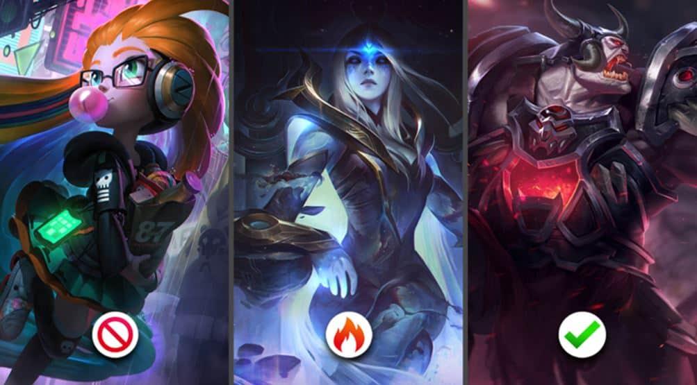 league of legends patch
