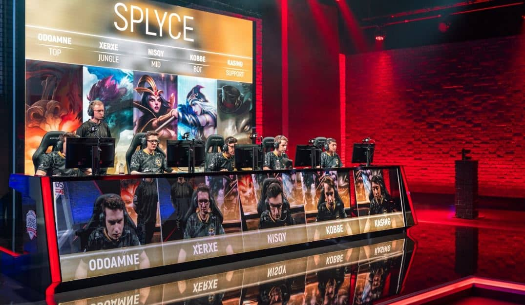 league of legends splyce eu lcs