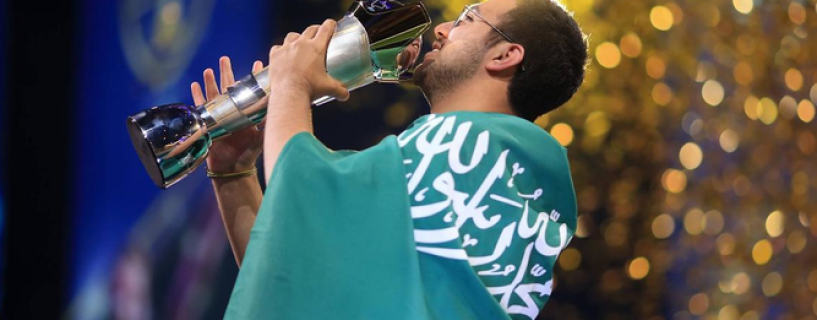 Young Saudi Mosaad Al-Dossary crowned as the FIFA eWorld Cup 2018 champion