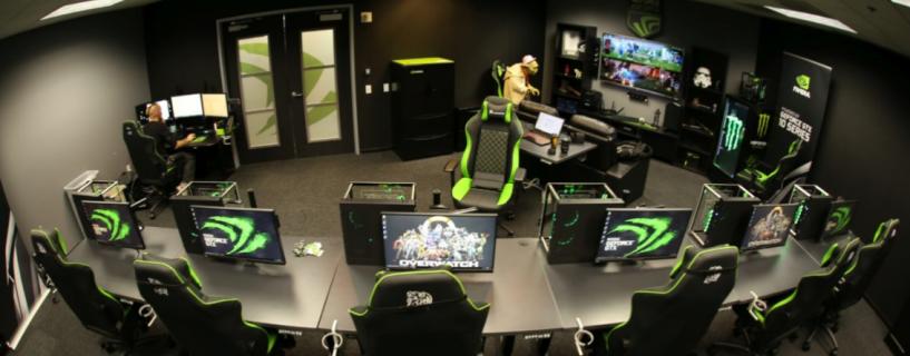 شركة Nvidia للمعدات الرقمية تفتتح معسكرات تدريب للرياضات الإلكترونية