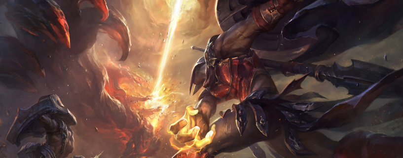 Big changes on the way to Pre-Season update in League of Legends