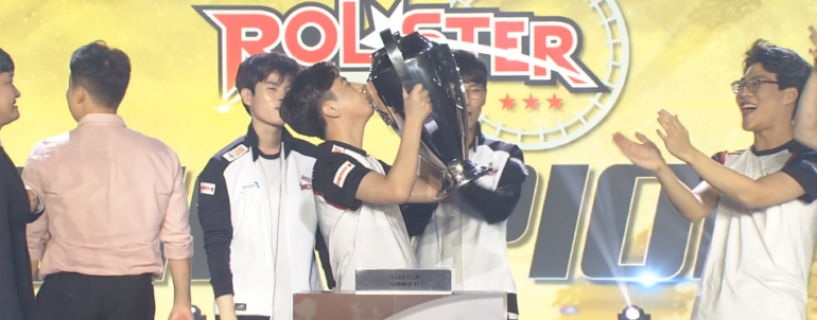 Huge performance by KT Rolster make them the LCK summer split 2018 champions