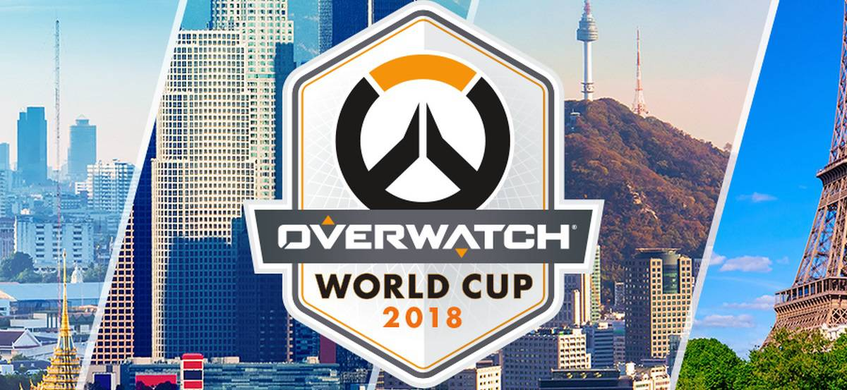 Overwatch World Cup 2018 qualified teams