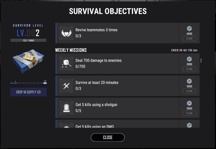 PUBG new reward system crates