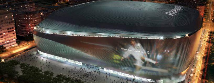استاد Santiago Bernabeu الجديد يحمل مفاجأة سارة لمحبي ألعاب الفيديو من معجبي النادي الملكي Real Madrid