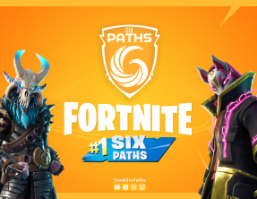 Six Paths makes its entrance into the MENA Fortnite esports scene