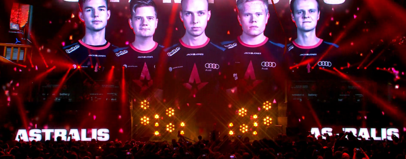 FACEIT Major: London 2018 events come to an end with Astralis as the major champion
