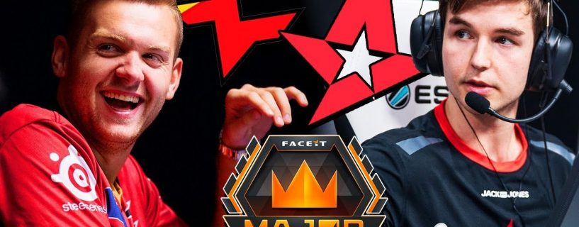 FaZe Clan vs Astralis battle concludes, and this is the FACEIT Major semi-finalist