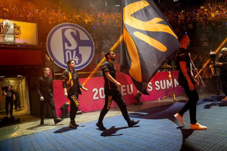 factory price hot product good quality Fnatic are the champions of EU LCS summer split 2018 ...