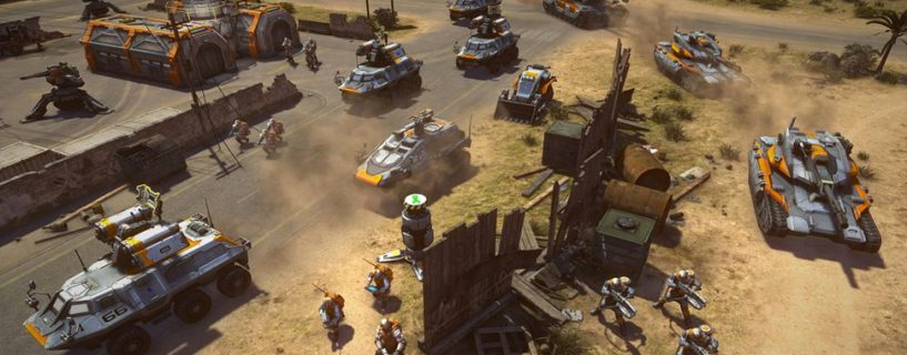 EA finally responds: Command & Conquer new projects for PC in the work