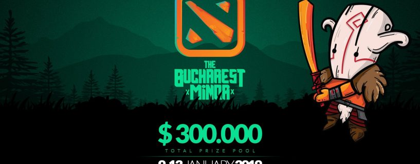 The Bucharest Minor will be the second DOTA 2 Minor event for 2019