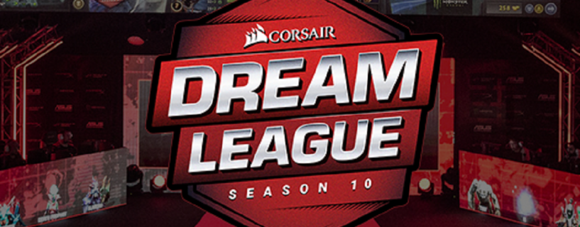 Team RNG showing huge performance with the opening day of DOTA 2 Corsair DreamLeague season 10